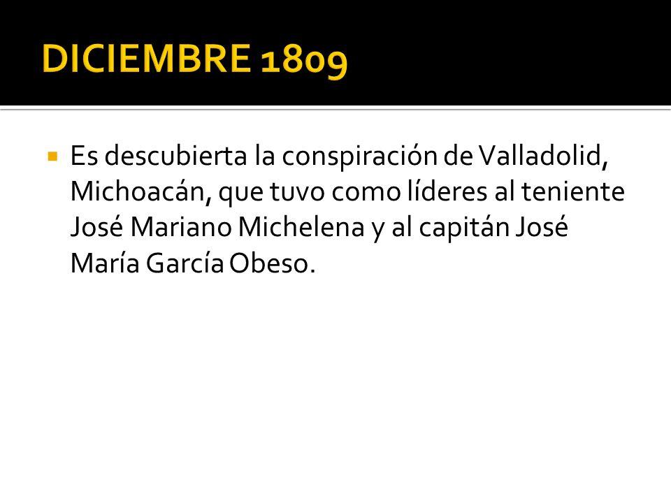 DICIEMBRE 1809