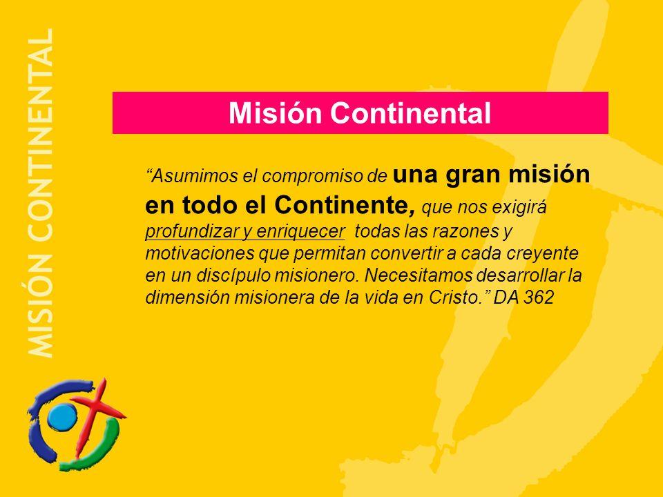 Misión Continental