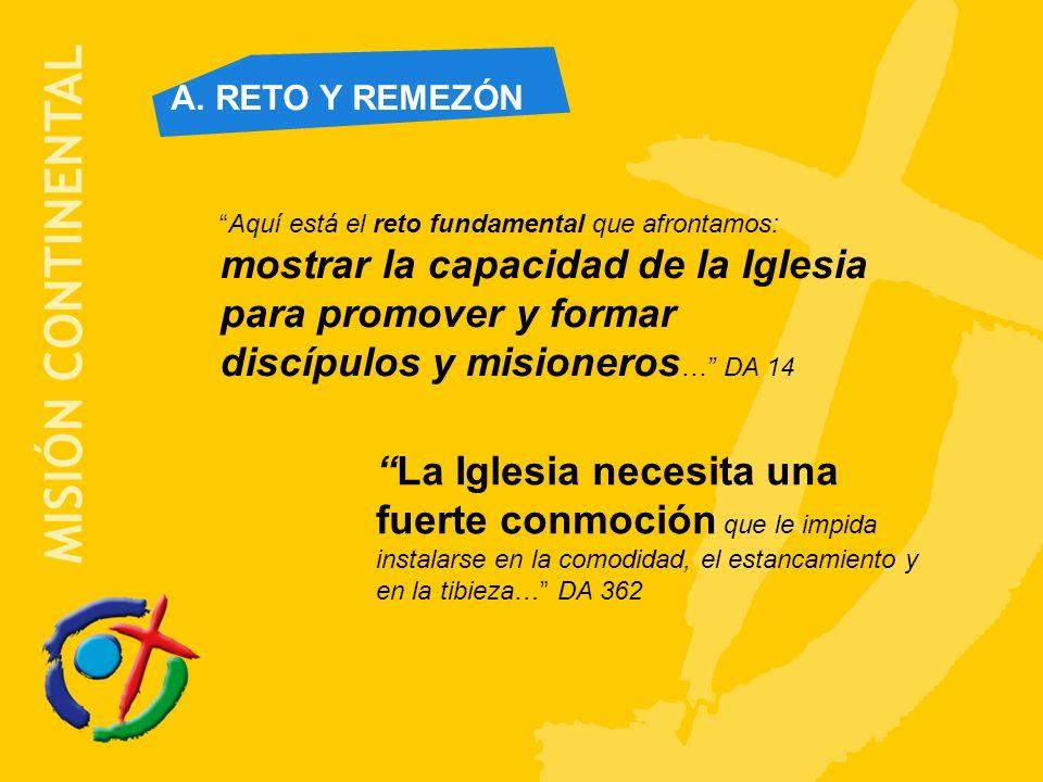 A. RETO Y REMEZÓN
