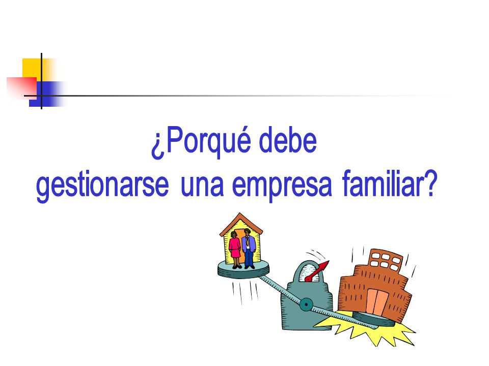 gestionarse una empresa familiar