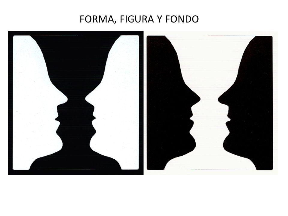 FORMA, FIGURA Y FONDO