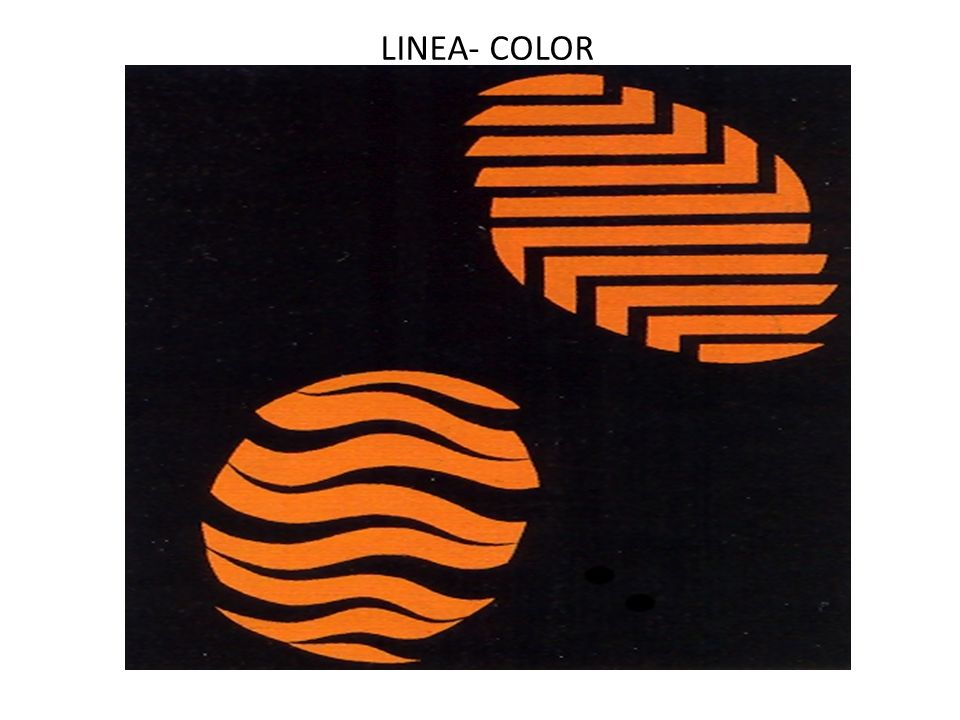 LINEA- COLOR
