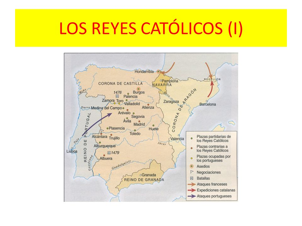 LOS REYES CATÓLICOS (I)
