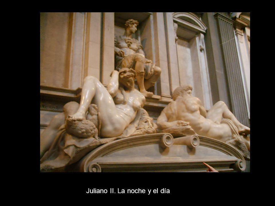 Juliano II. La noche y el día