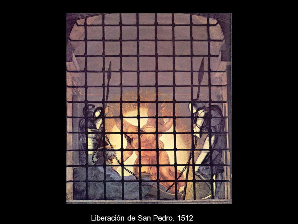Liberación de San Pedro. 1512