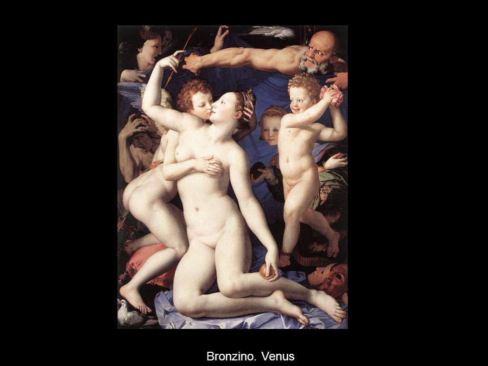 Bronzino. Venus
