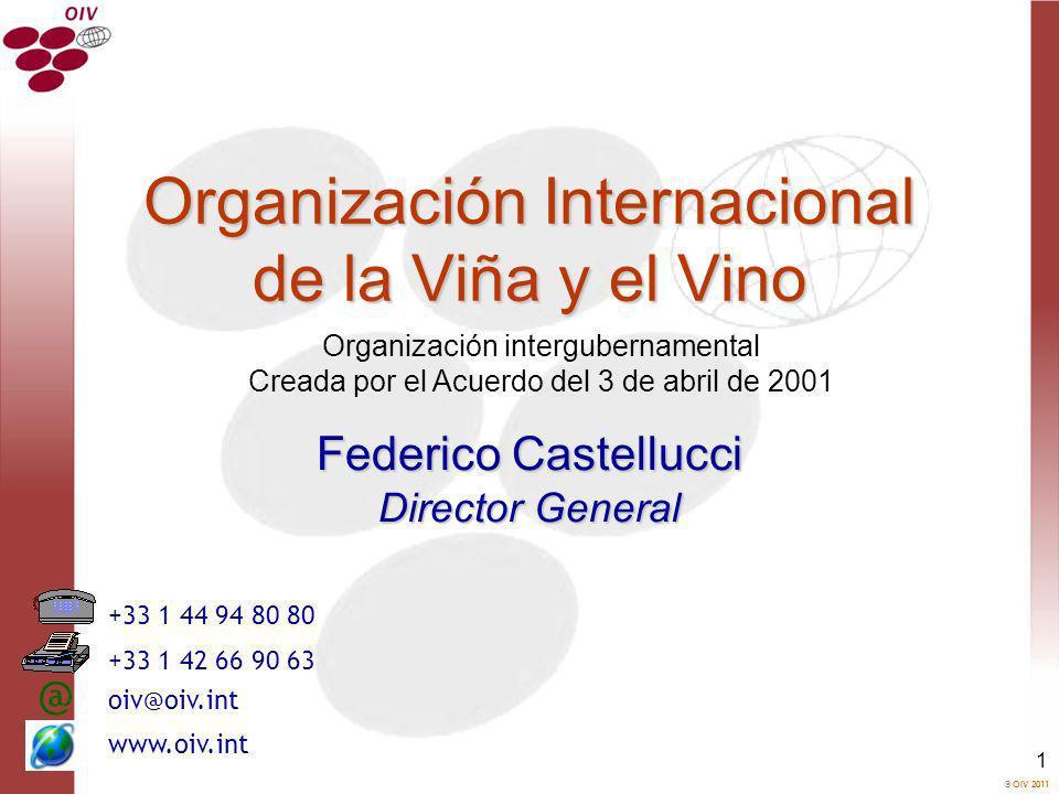Organización Internacional de la Viña y el Vino