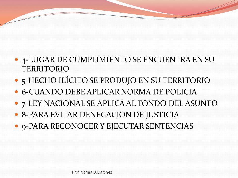 4-LUGAR DE CUMPLIMIENTO SE ENCUENTRA EN SU TERRITORIO