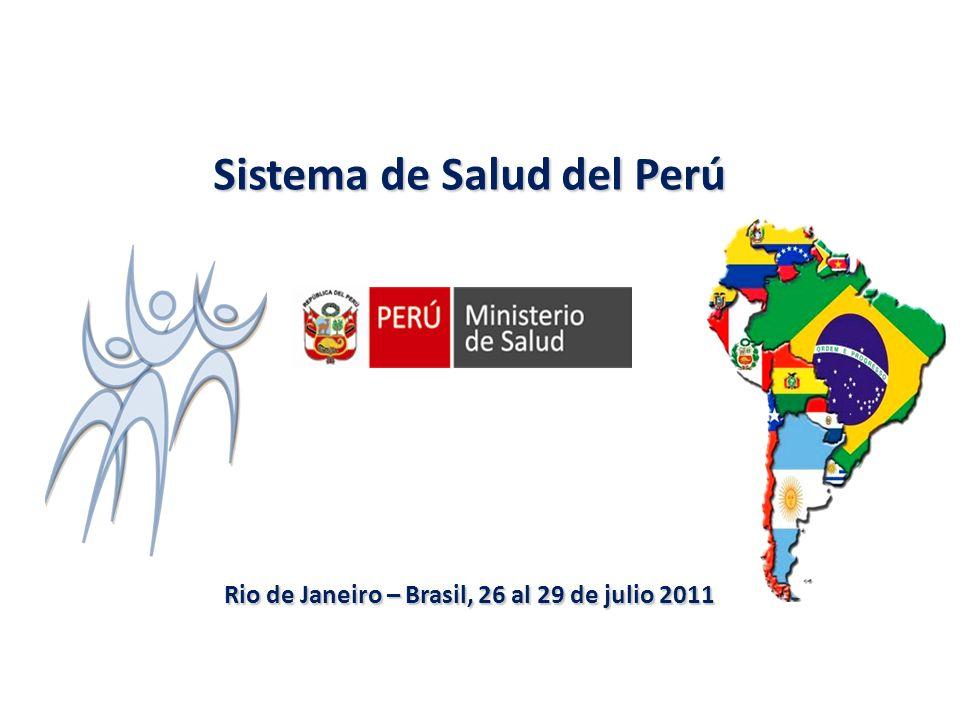 Sistema de Salud del Perú