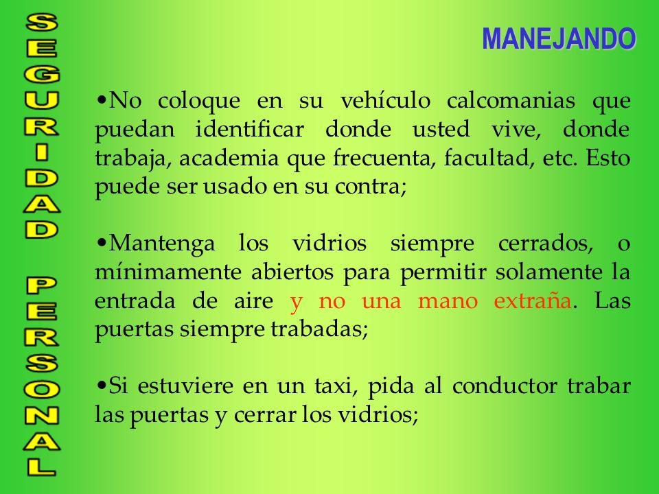 MANEJANDO