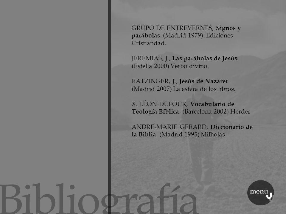 GRUPO DE ENTREVERNES, Signos y parábolas. (Madrid 1979)