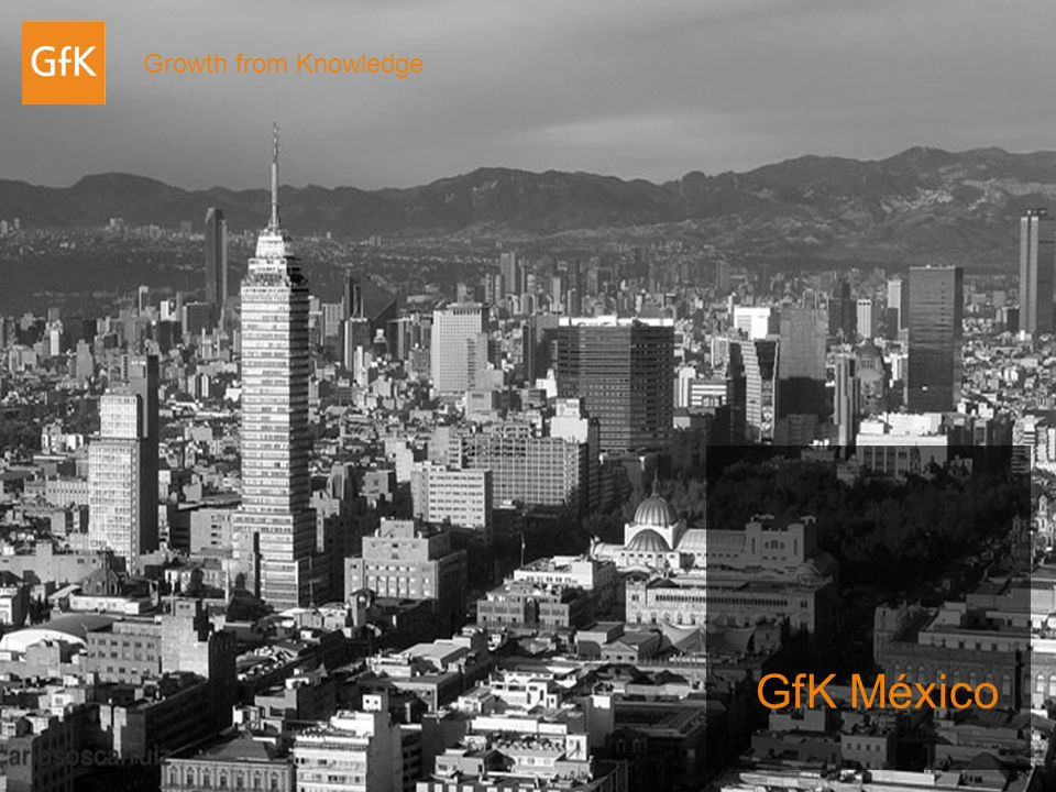 Growth from Knowledge GfK México