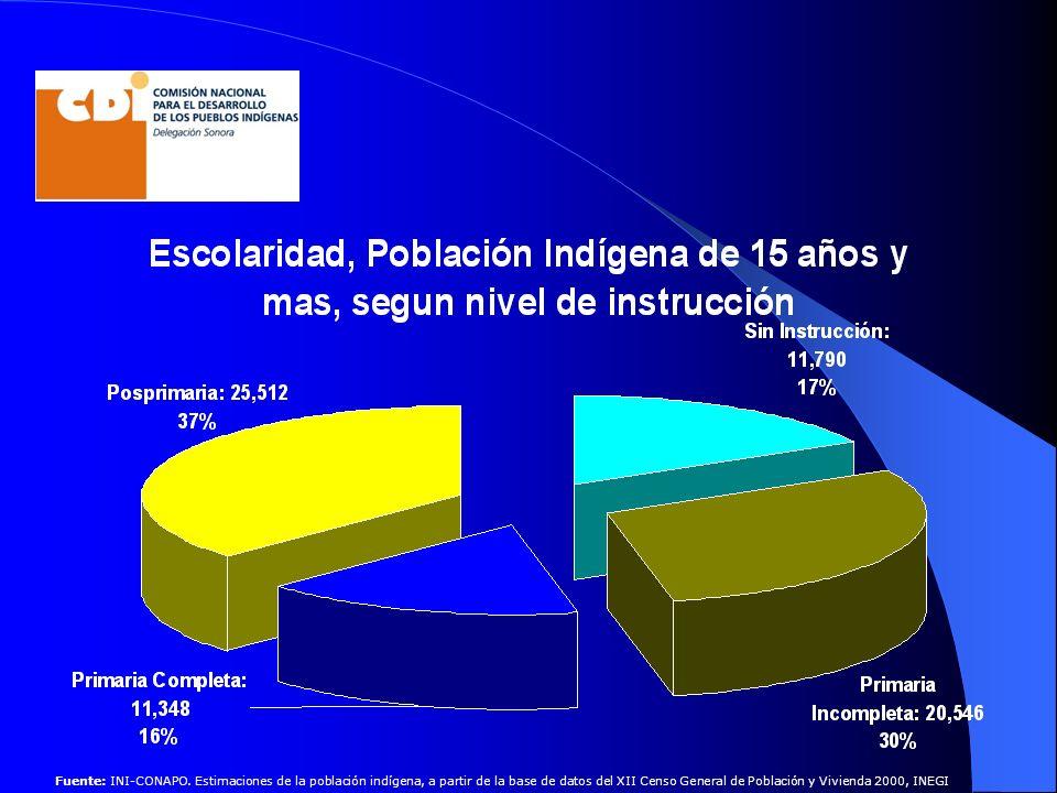 Fuente: INI-CONAPO.