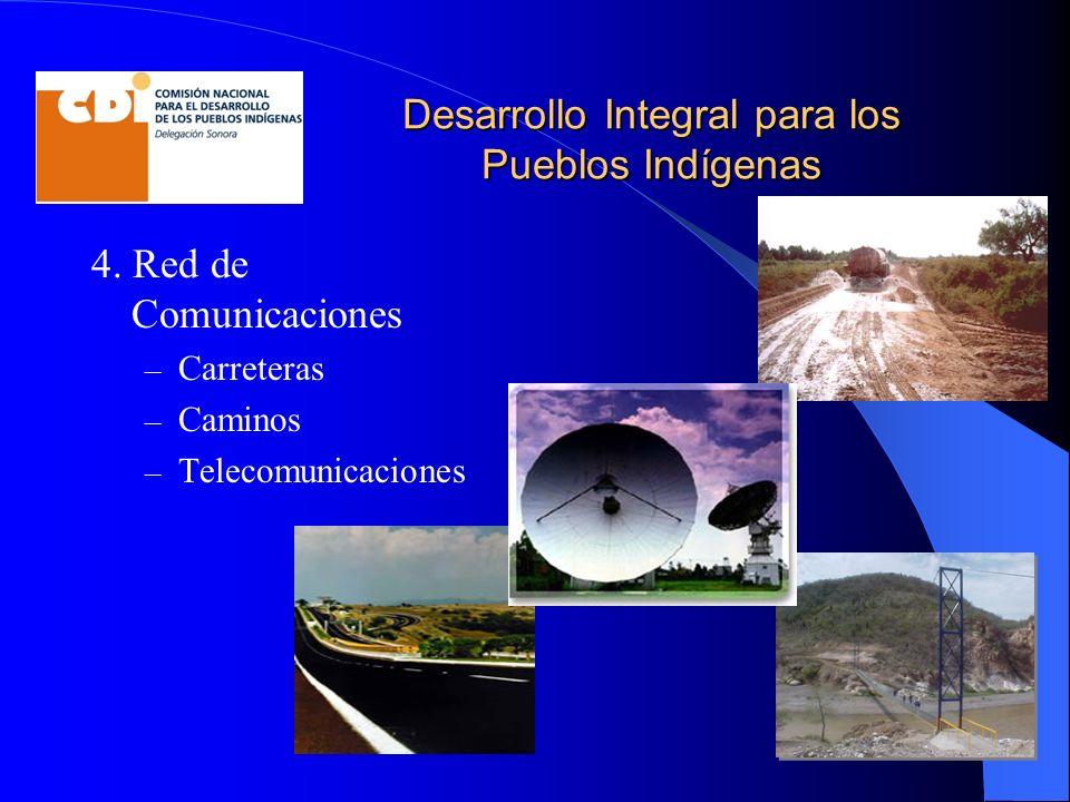 Desarrollo Integral para los Pueblos Indígenas