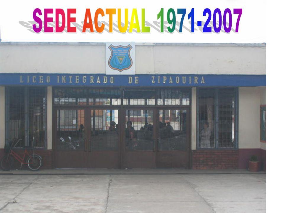 SEDE ACTUAL 1971-2007