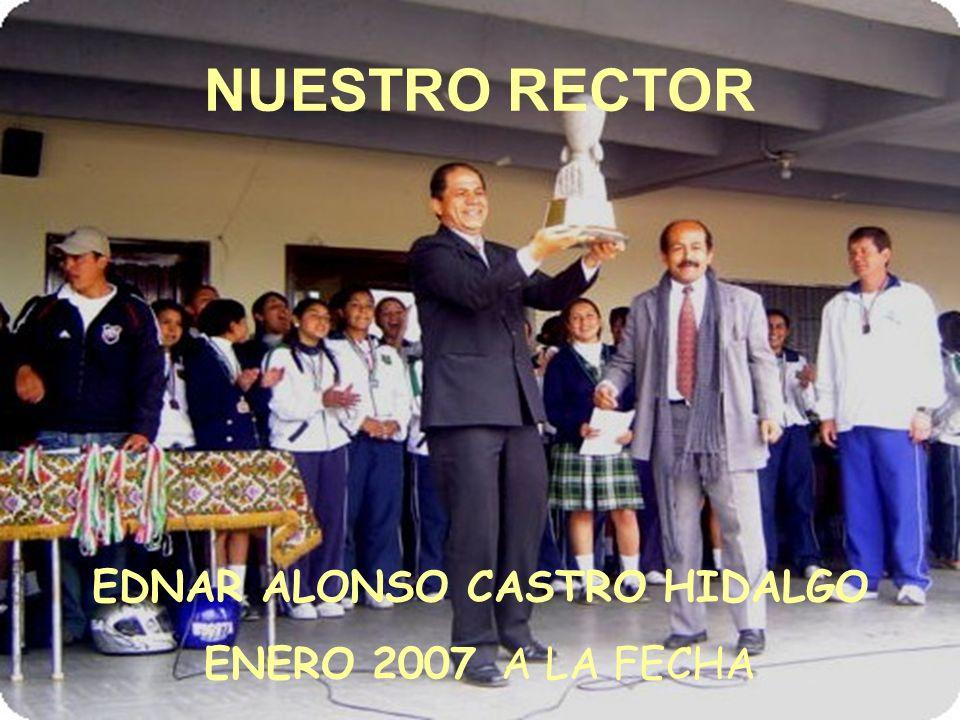 EDNAR ALONSO CASTRO HIDALGO