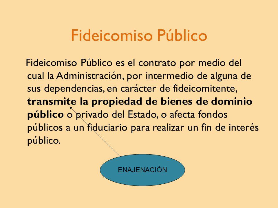 Fideicomiso Público