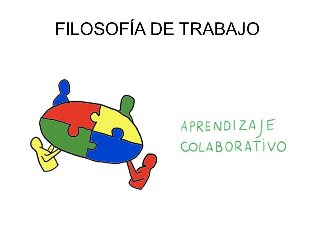 FILOSOFÍA DE TRABAJO 16