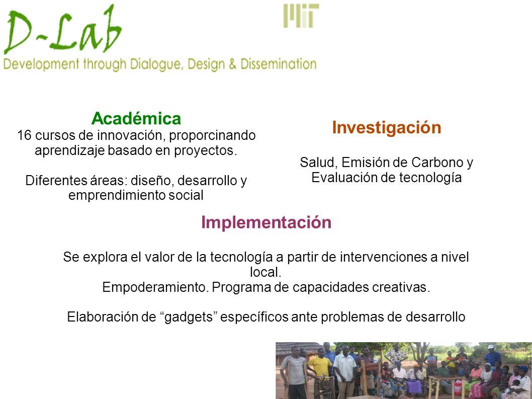 Académica Investigación Implementación