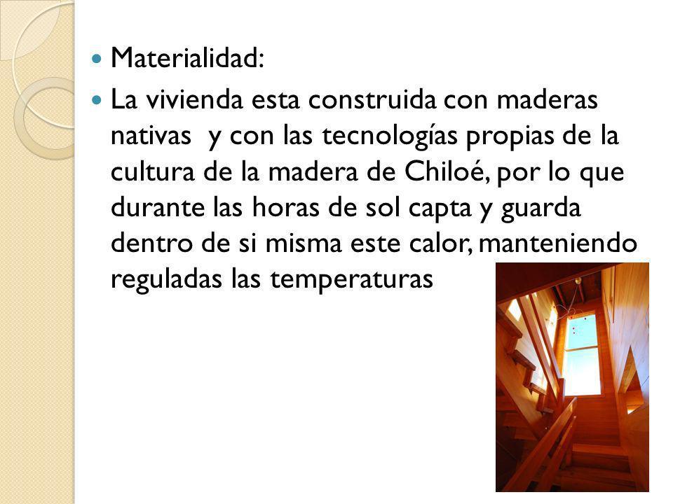 Materialidad: