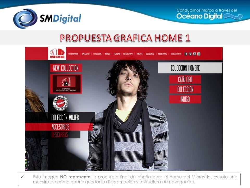 PROPUESTA GRAFICA HOME 1
