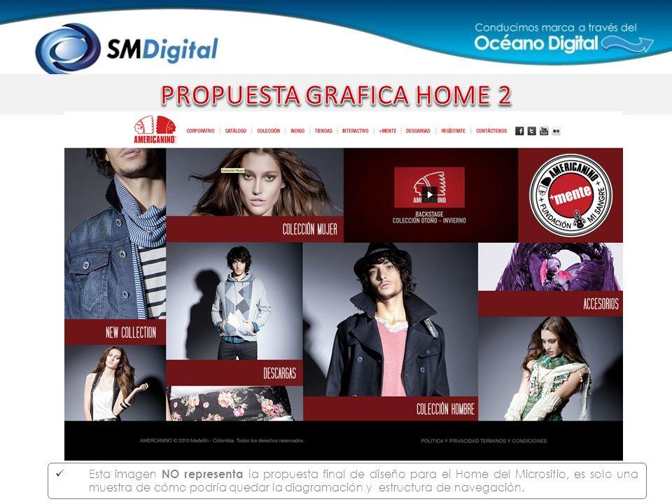 PROPUESTA GRAFICA HOME 2