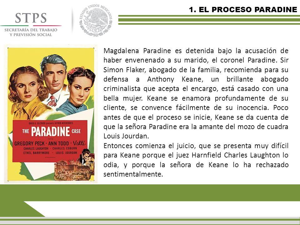 1. EL PROCESO PARADINE