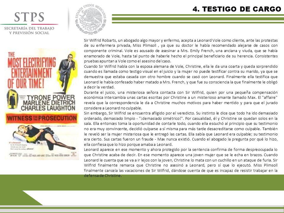 4. TESTIGO DE CARGO
