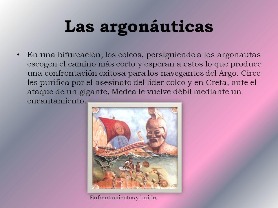 Las argonáuticas