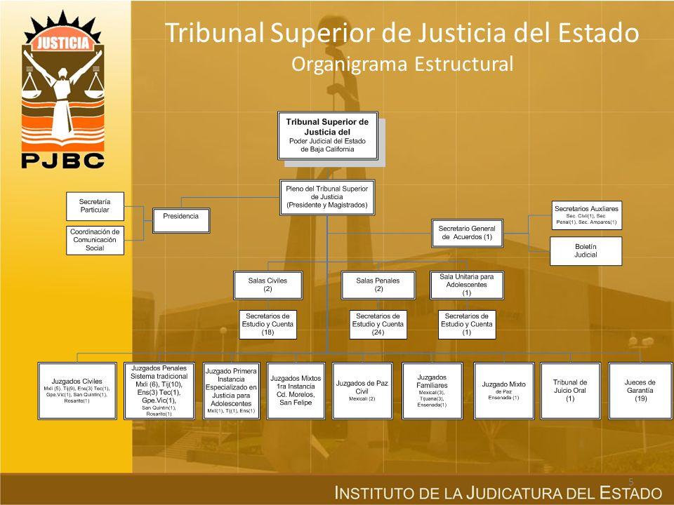 Tribunal Superior de Justicia del Estado