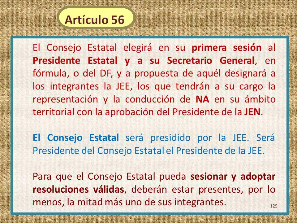 Artículo 56