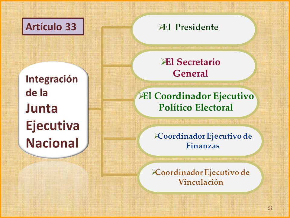 Junta Ejecutiva Nacional