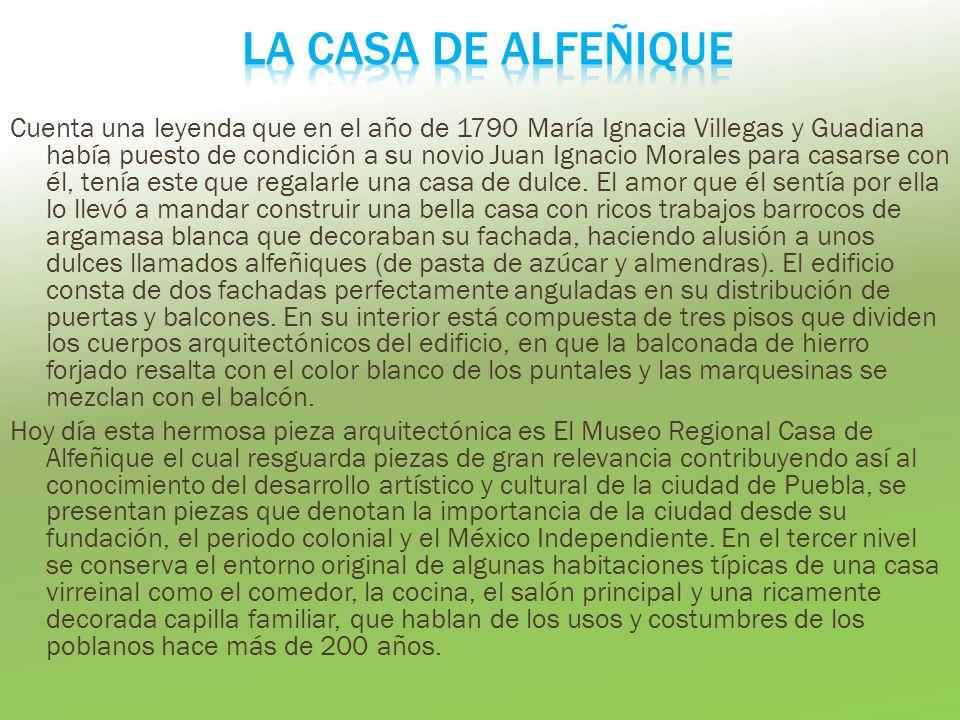 LA CASA DE ALFEÑIQUE