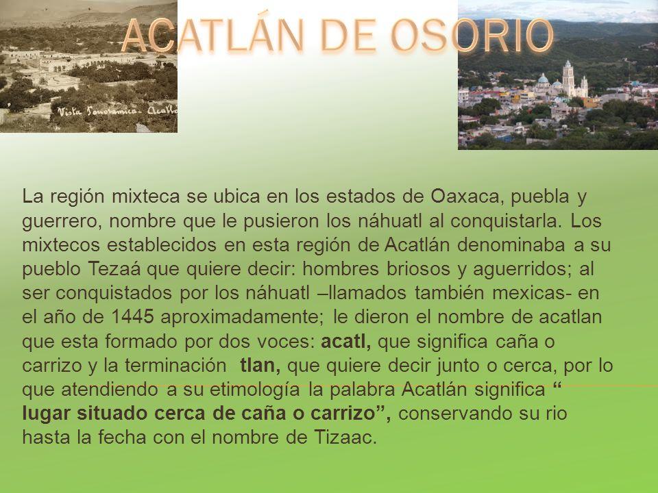 ACATLÁN DE OSORIO