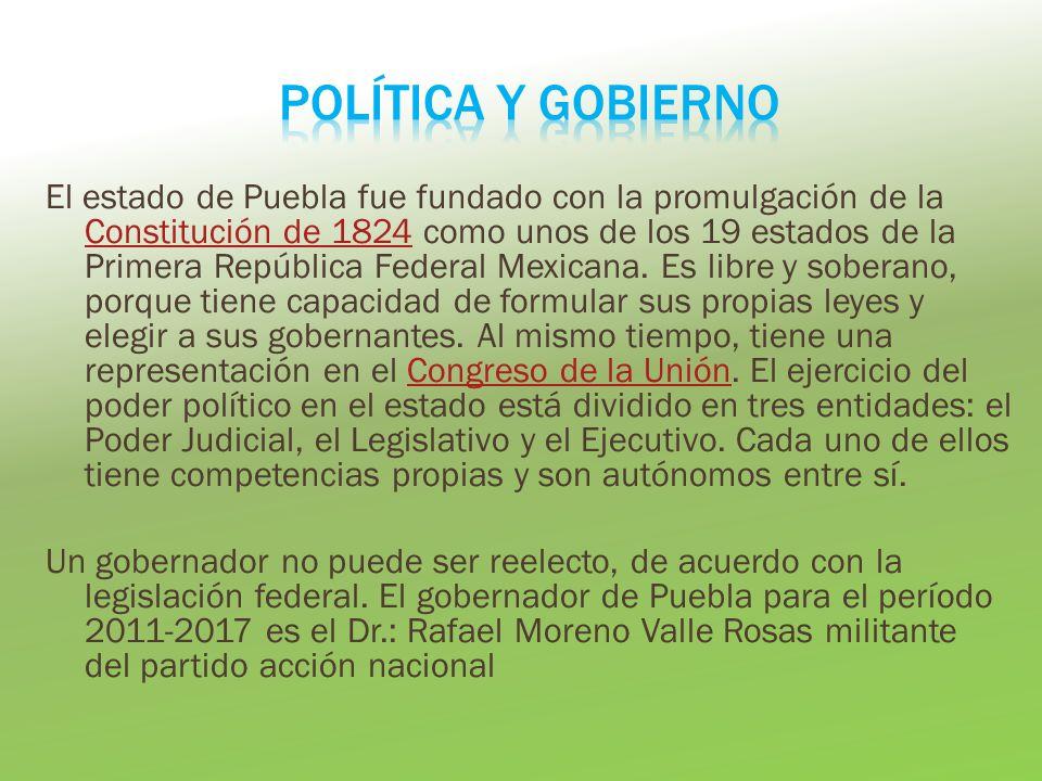 Política y gobierno