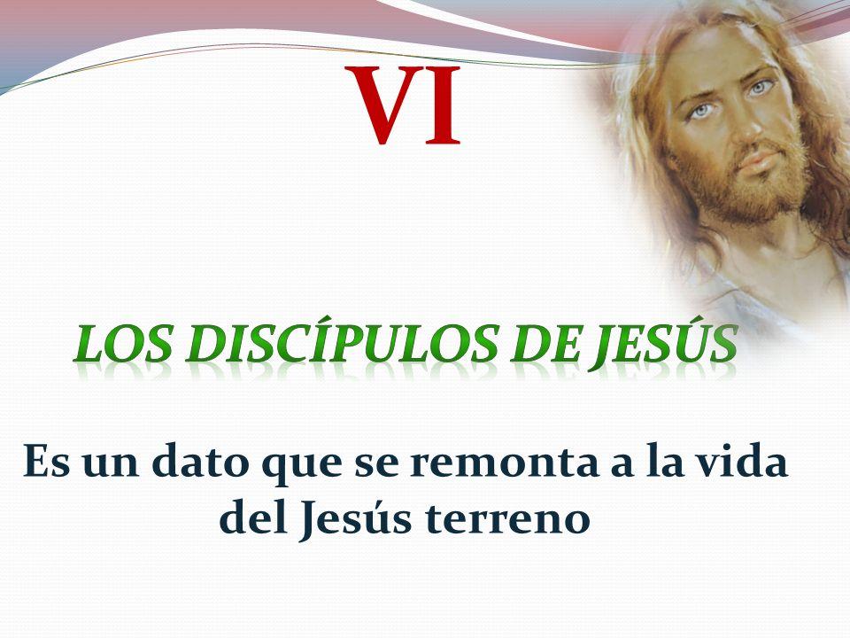 Los discípulos de Jesús