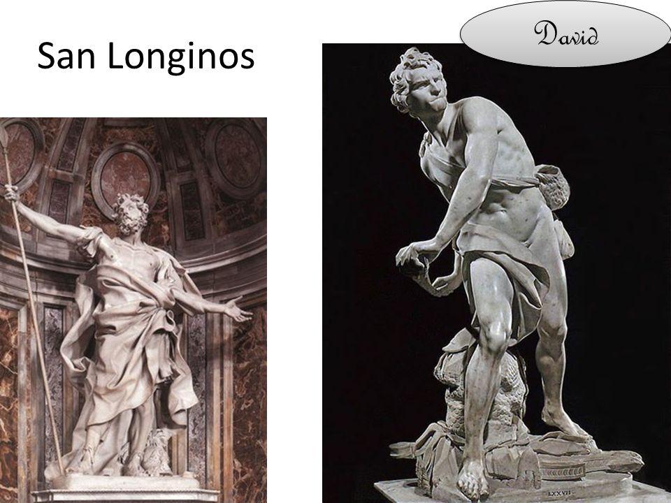 San Longinos David