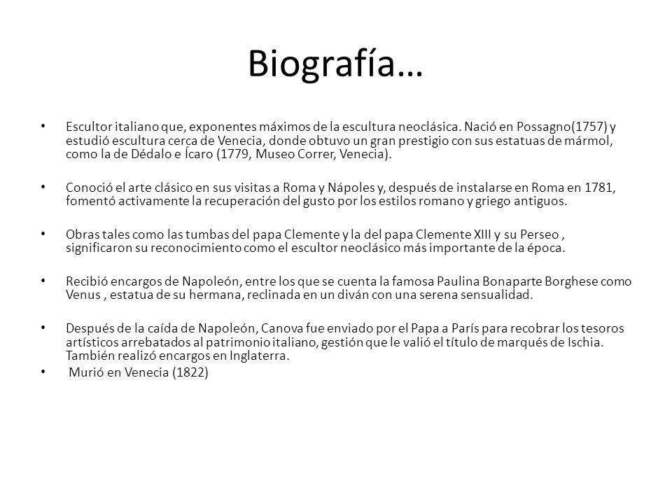Biografía…