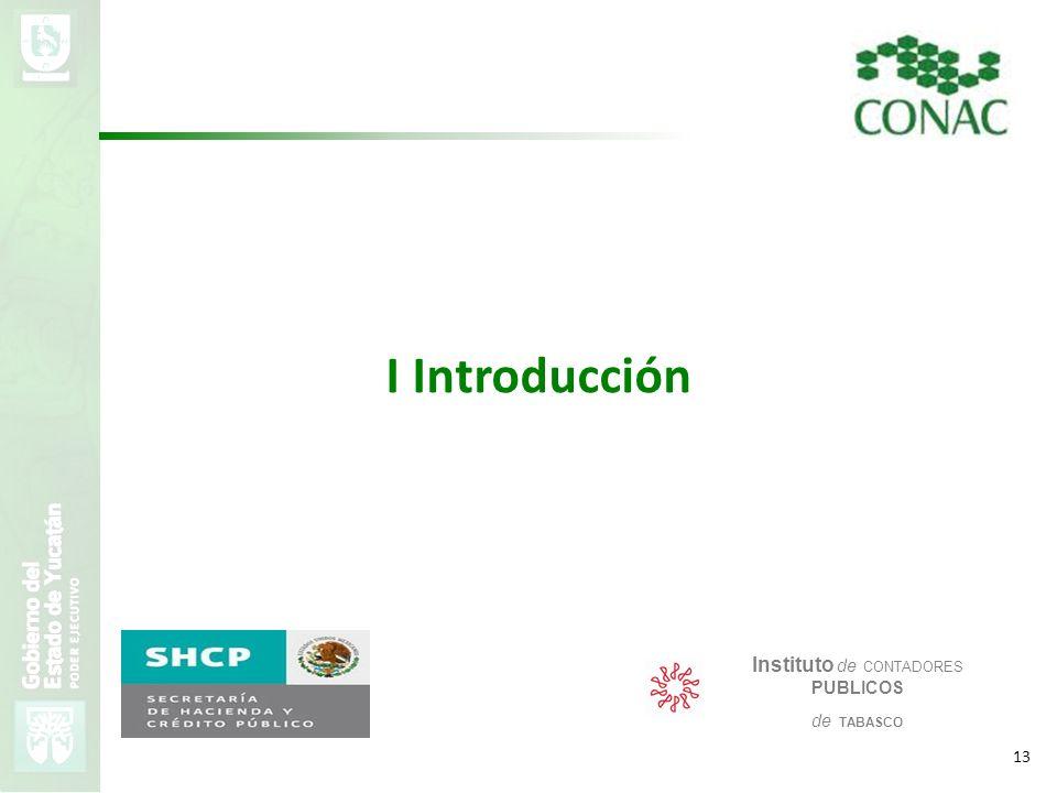 Instituto de CONTADORES PUBLICOS