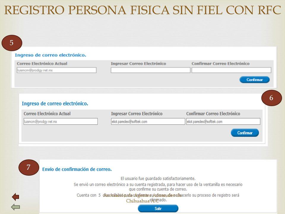 REGISTRO PERSONA FISICA SIN FIEL CON RFC