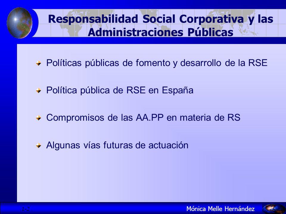 Responsabilidad Social Corporativa y las Administraciones Públicas