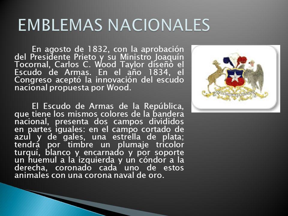 EMBLEMAS NACIONALES