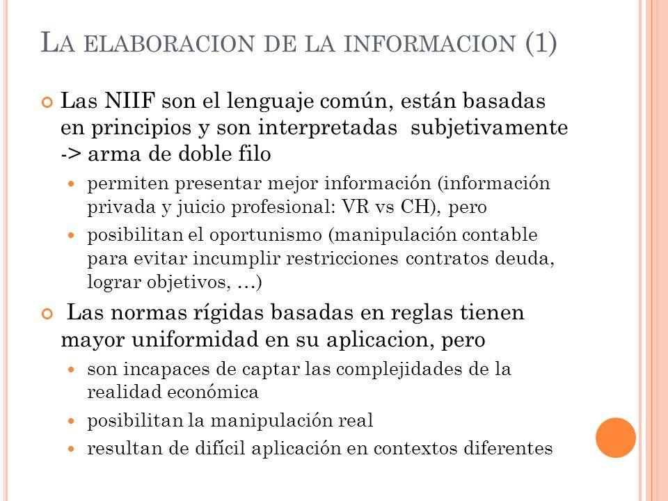 La elaboracion de la informacion (1)