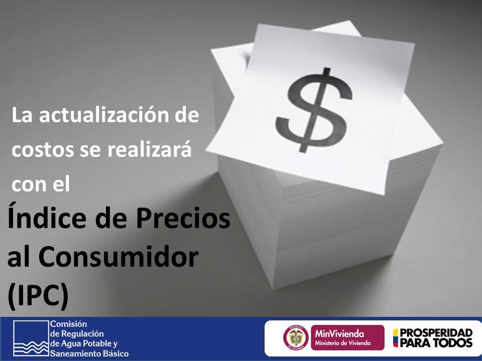 Índice de Precios al Consumidor (IPC)