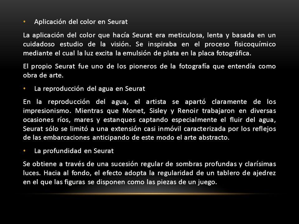 Aplicación del color en Seurat