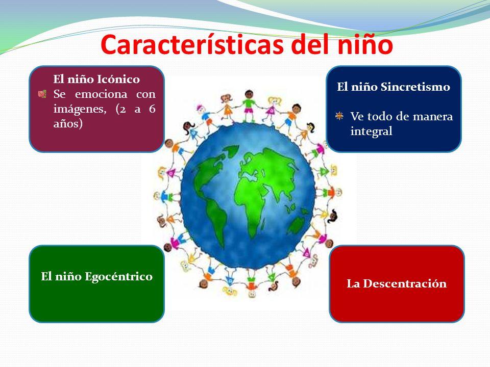 Características del niño