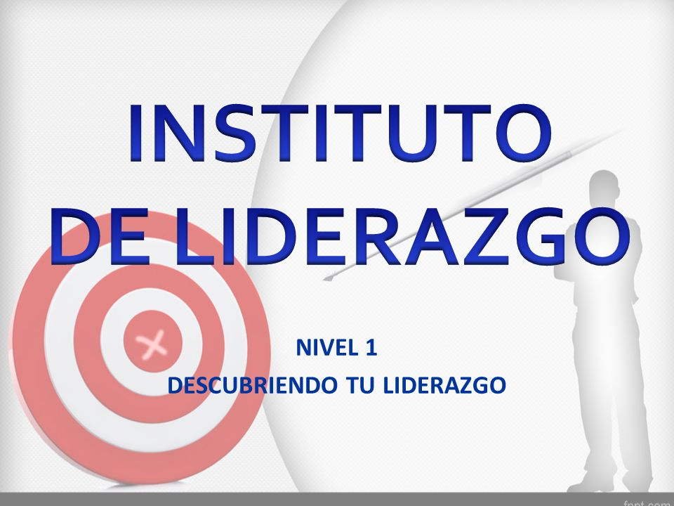 INSTITUTO DE LIDERAZGO