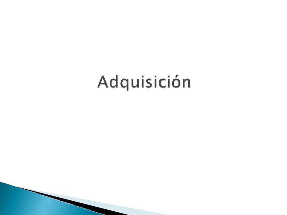 Adquisición