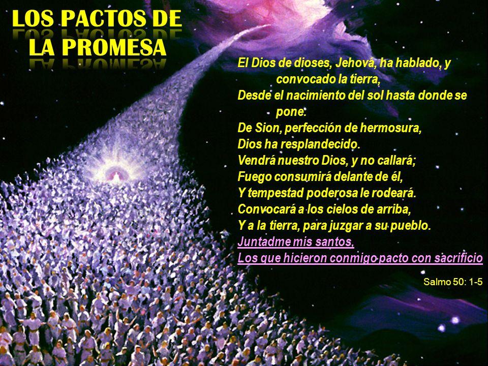 LOS PACTOS DE LA PROMESA