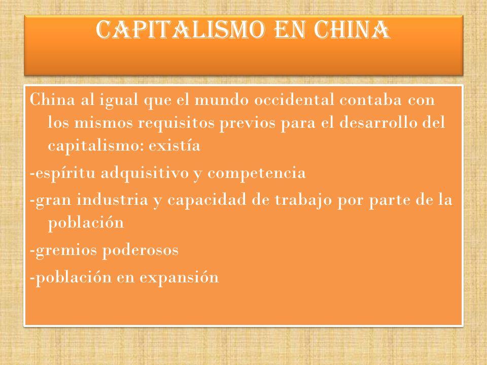 Capitalismo en China